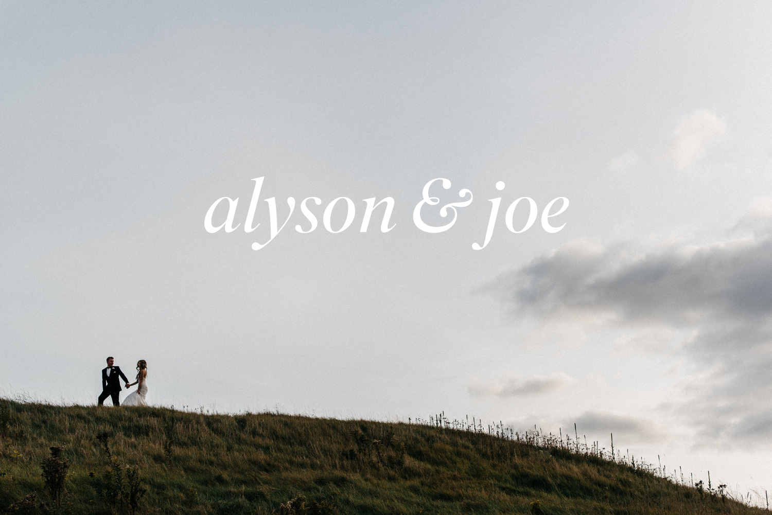 Alyson and Joe Birch Hill Barn Wedding
