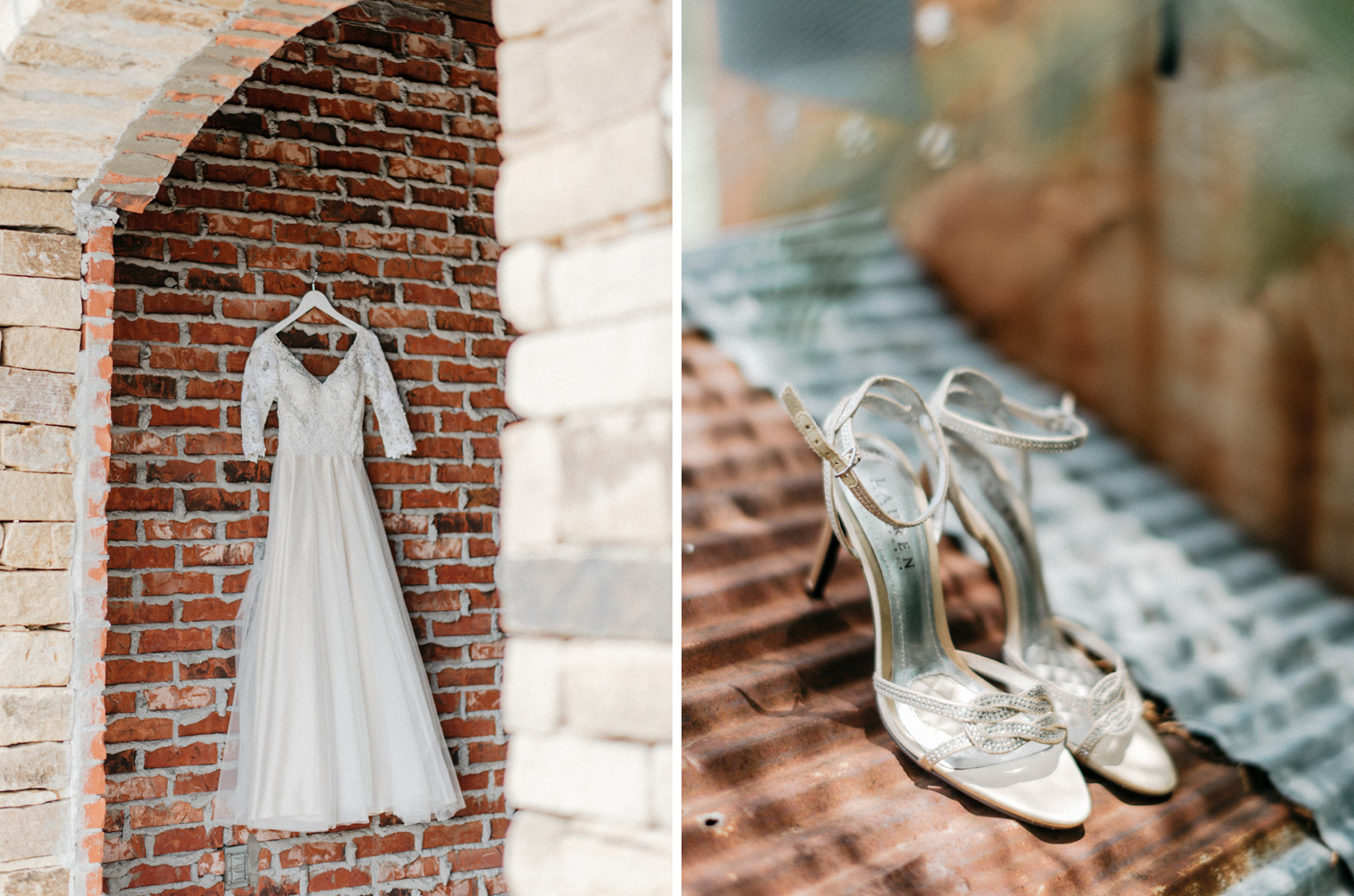Southwind Hills bridal details by geneoh photography