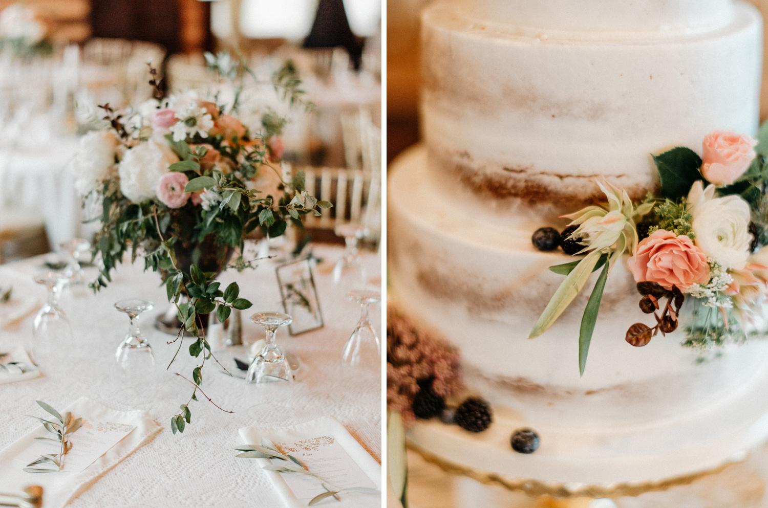 gorgeous wedding details at Southwind Hills by geneoh photograph