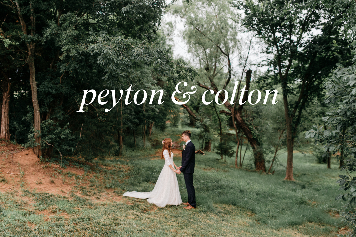 Southern Wedding Photography by Geneoh Photography