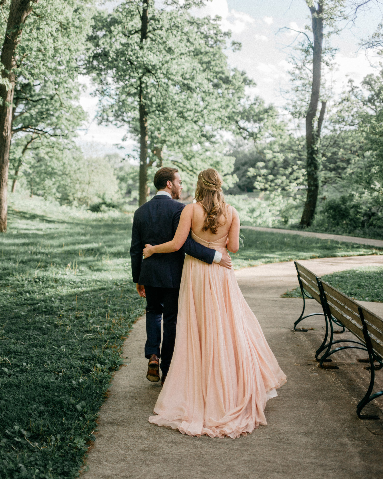 Art Museum Wedding by Geneoh Photography