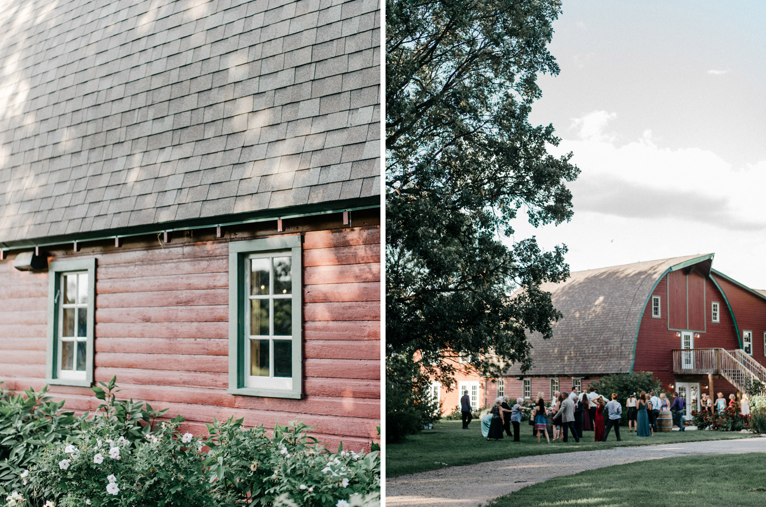 details of wedding at rustic oaks by geneoh