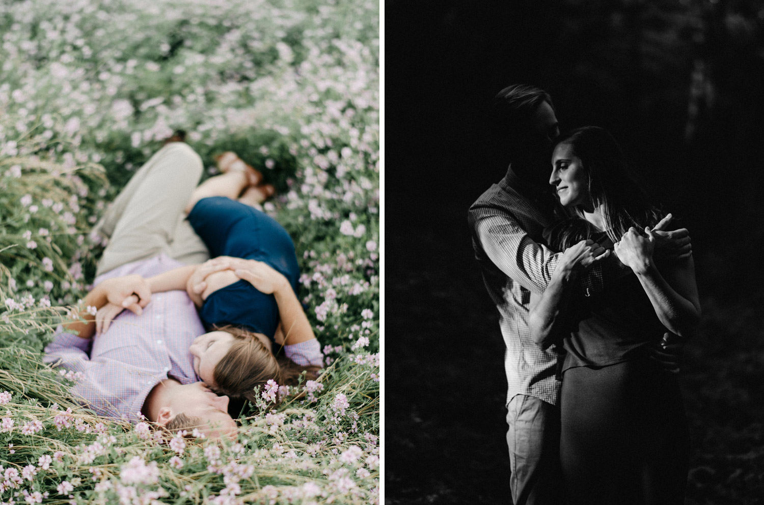 Creative Engagement photography by geneoh photography