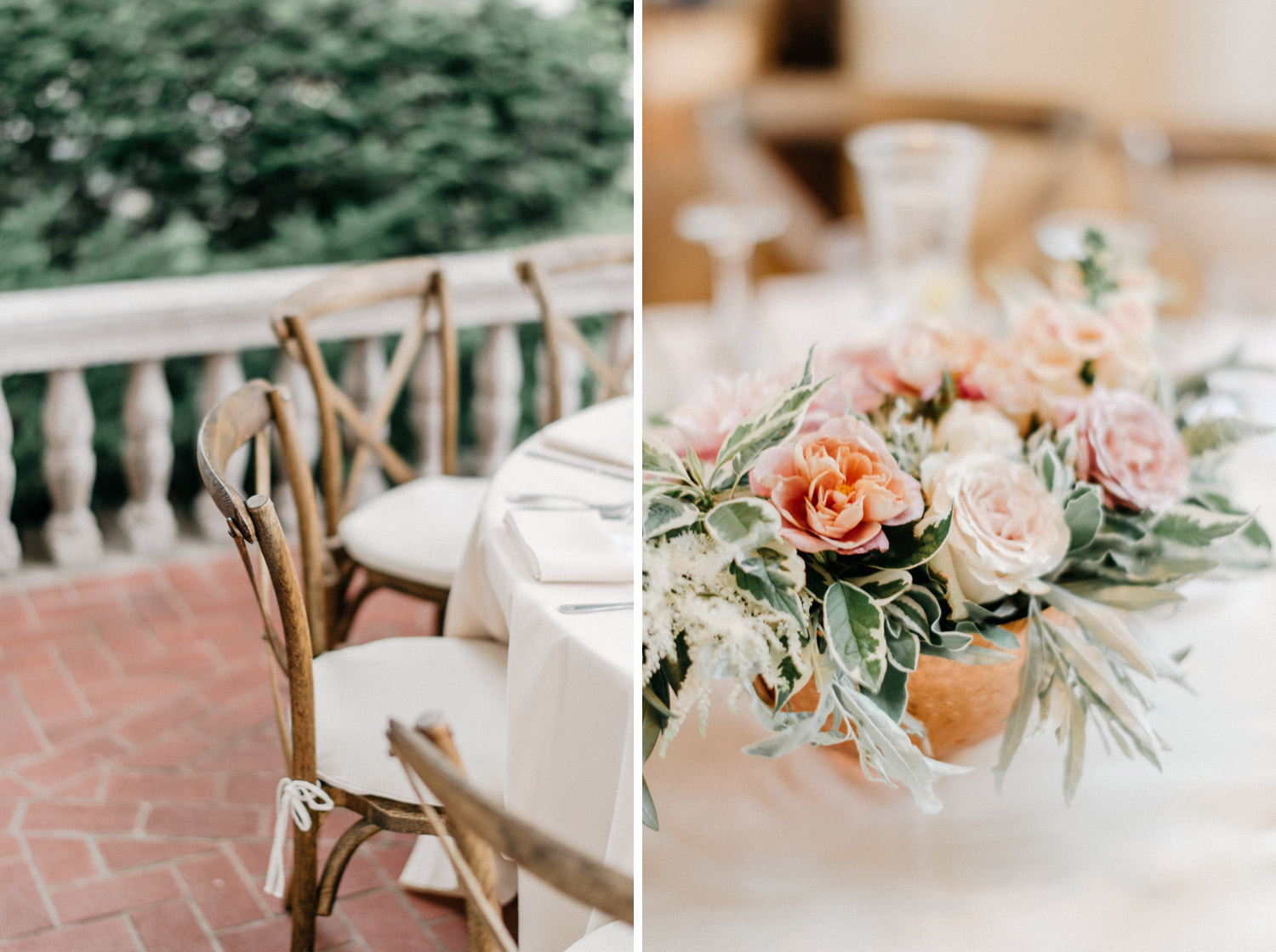 beautiful wedding details by geneoh photography