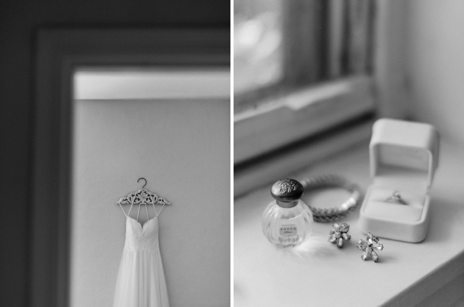 wedding details captured by geneoh photography